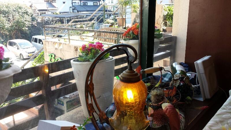 熊本のBouche's cafe (ブーシーズカフェ)
