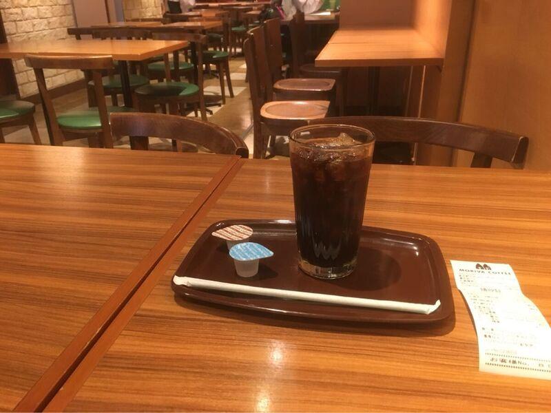 渋谷道玄坂のモリバコーヒーは空いている