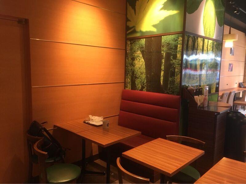 渋谷道玄坂のモリバコーヒーが空いている